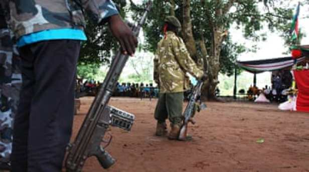 Child soldiers of South Sudan