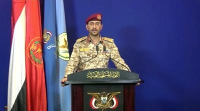 Yahya Sarea, Houthi military spokesperson, Yemen