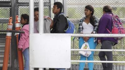 asylum seekers US