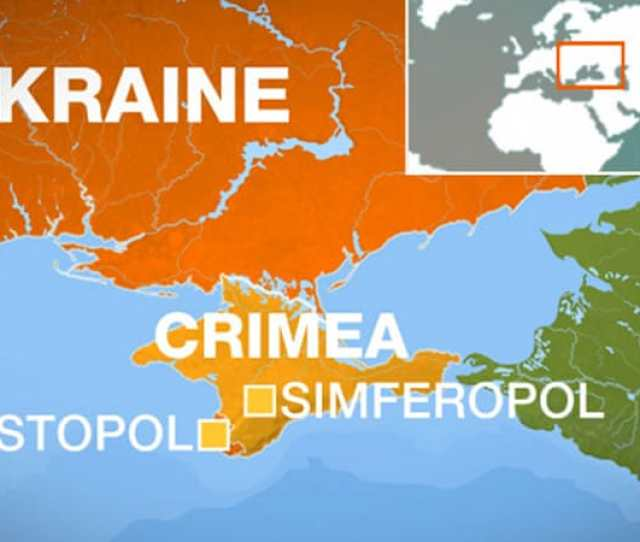 The Warnings Surrounding Military Action In Crimea