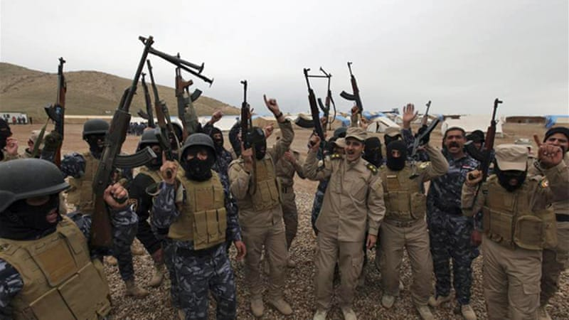 Peshmerga armed forces of Iraqi Kurdistan put a major dent in the northern defences of Mosul, writes Knights [Reuters]