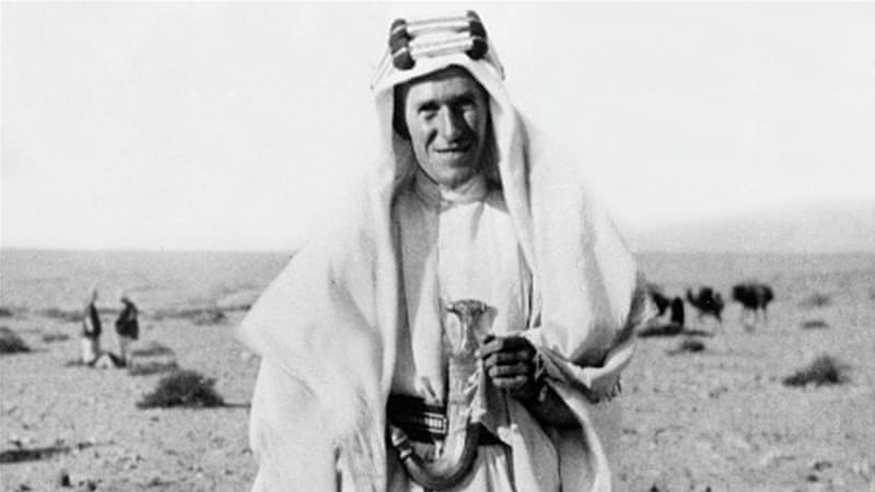 Image result for photos of te lawrence