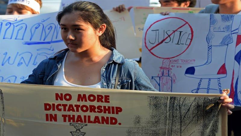 Image result for Thai Military Junta