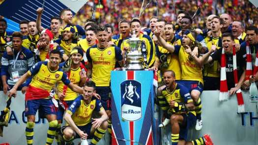 Arsenal crush Aston Villa to win record FA Cup title ...