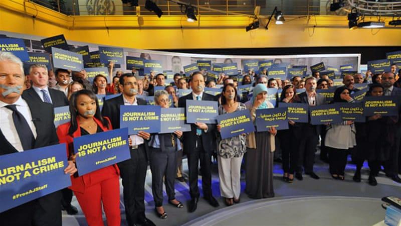 Rekordhöhe von 262 im Jahr 2017 inhaftierten Journalisten: CPJ