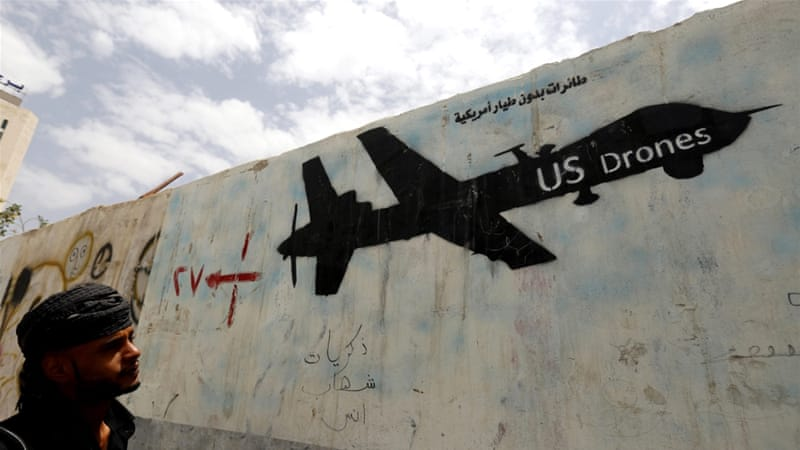 The Afghan national security council must examine all the drone incidents from the past six months, writes Faizi [AFP]