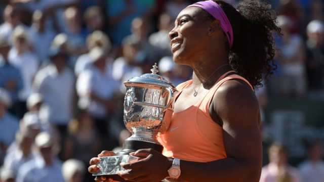 Serena has now won 20 grand slam titles [Getty Images]