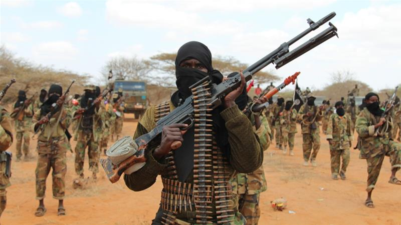 Al-Shabab claimed responsibility and said 26 soldiers had been killed [File: Hamza Mohamed/Al Jazeera]