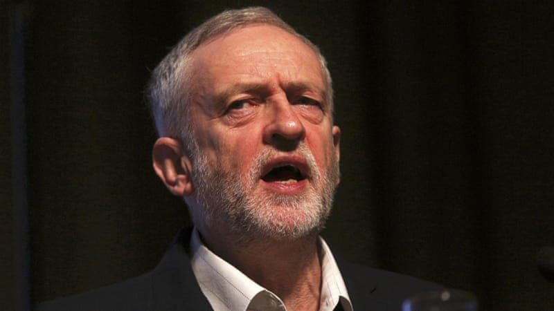 UK: Corbyn calls for probe into Israeli 'interference'