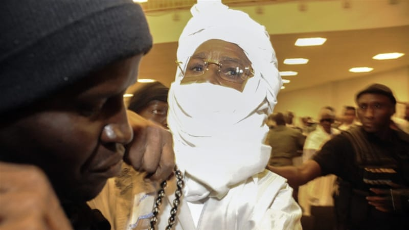 Hissene Habre ruled Chad between 1982 and 1990 [File: EPA]
