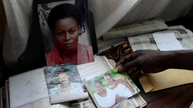 Harriet Nantongo, mother of one, was one of 23 women who was murdered [Megan Iacobini de Fazio/Al Jazeera]