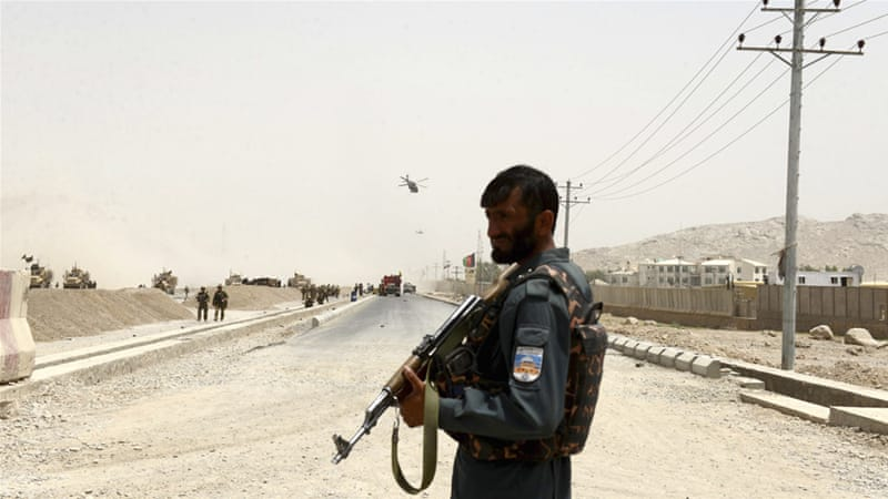 Six Afghan soldiers remain missing after the overnight attack [File: AP Photo]