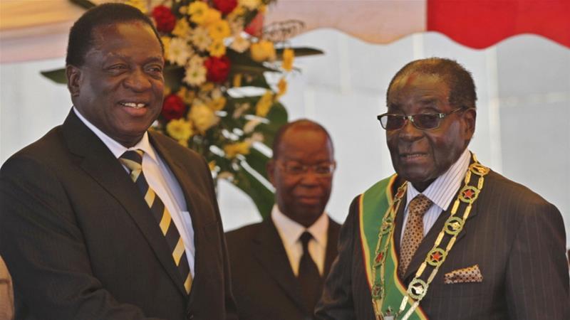Zimbabwe: ZANU-PF youth wing 'ready to die' for Mugabe