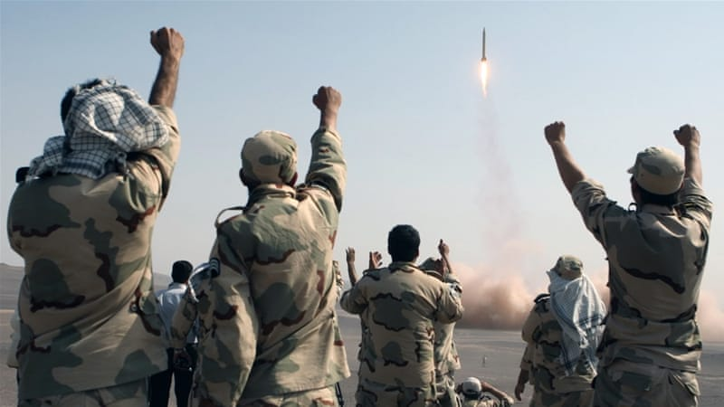 Iran has confirmed that it tested a medium-range ballistic missile last week [File: Mostafa Qotbi/IRNA/AP]
