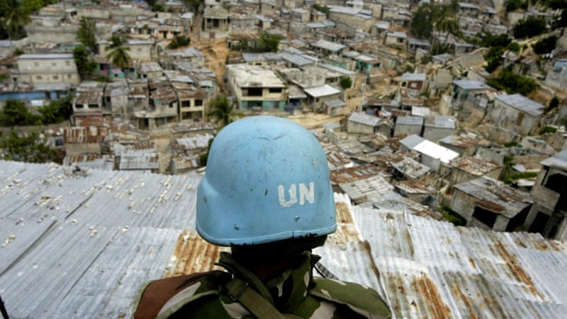 In 2007, more than 100 Sri Lankan peacekeeping troops were sent back to their home country from Haiti in disgrace as a result of sexual abuse allegations, write Gowrinathan and Cronin-Furman [Reuters]