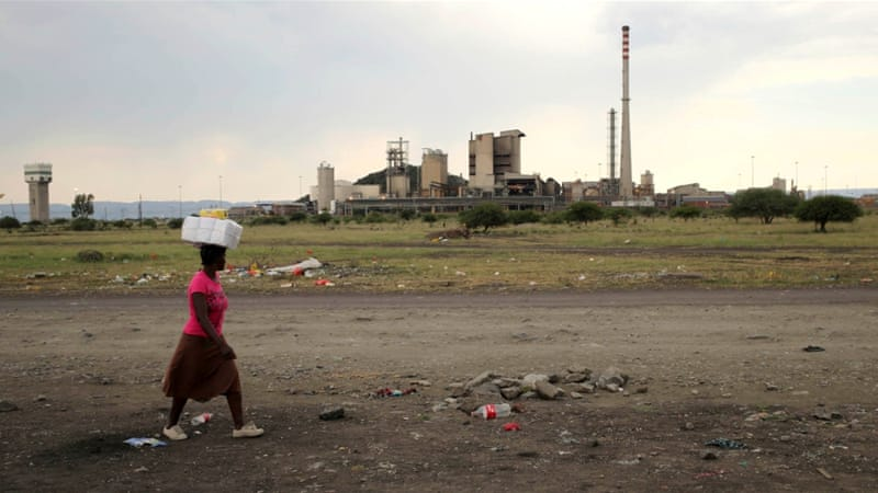 Our climate crisis was not caused by Africa, but Africans will feel the effect more than most others, writes Dearden [Siphiwe Sibeko/Reuters]