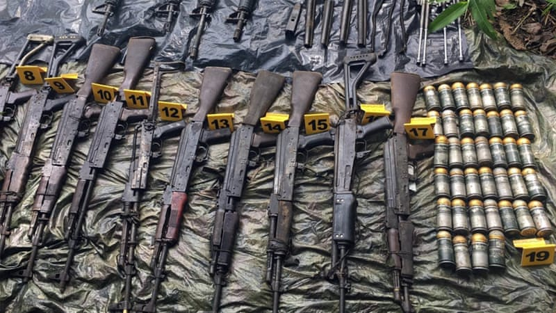 Who controls the arms trade?
