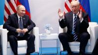 US politicians, including Republican leaders, remain wary of Trump's intentions to relax pressure on Russia's Putin [AP]