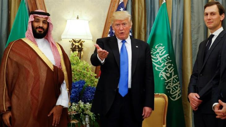 Can Saudi Arabia get away with murder?