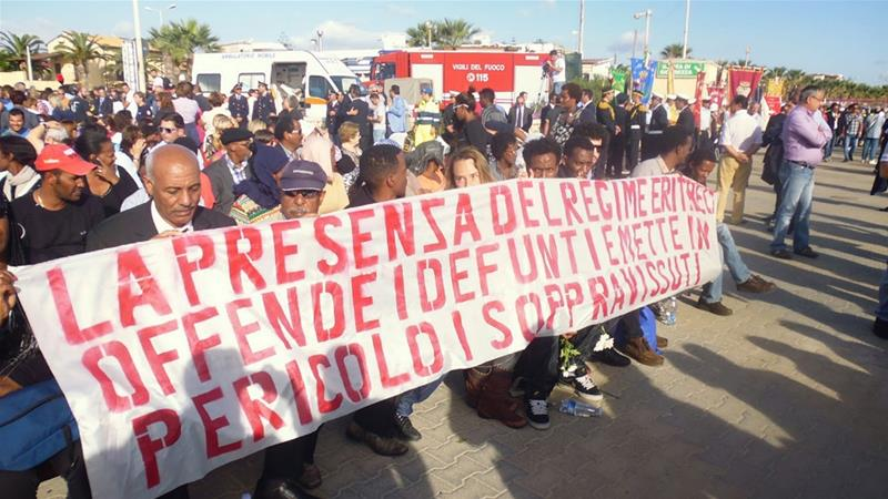 Italy received around 59,000 Eritreans between 2015 and 2016 [Courtesy: Meron Estefanos]