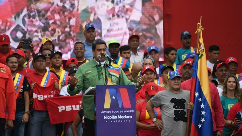 Venezuela forms Migration Force as thousands continue fleeing