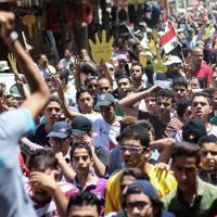 Dozens of human rights activists, lawyers arrested by Egypt: HRW
