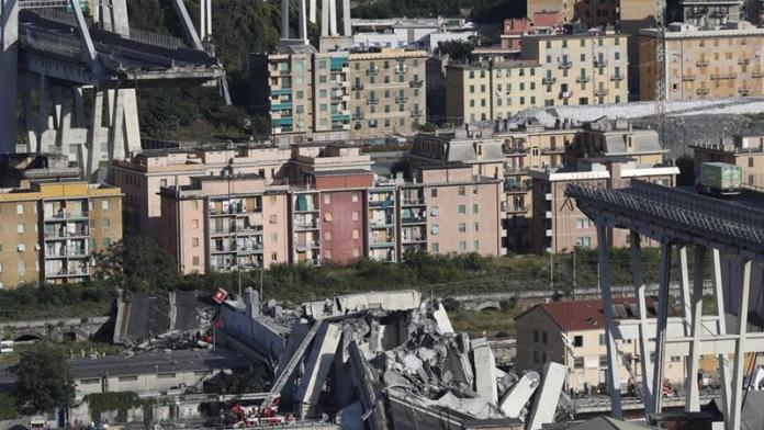 How safe are Italy's roads and bridges?