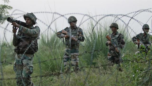 India's defences eat away at farmland along border with Pakistan ...