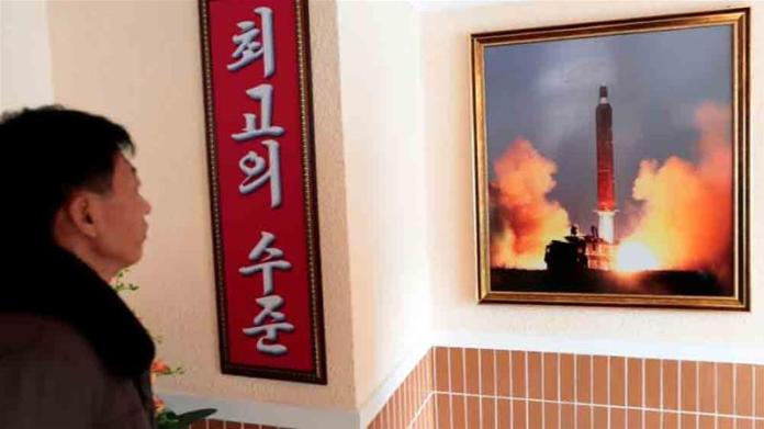 North Korea said on Sunday it had carried out a 'very important' test at its satellite launch site [File: Dita Alangkara/AP Photo]