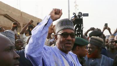 Image result for buhari and nigerians