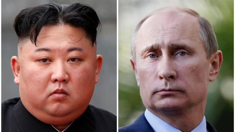 russia confirms putin kim
