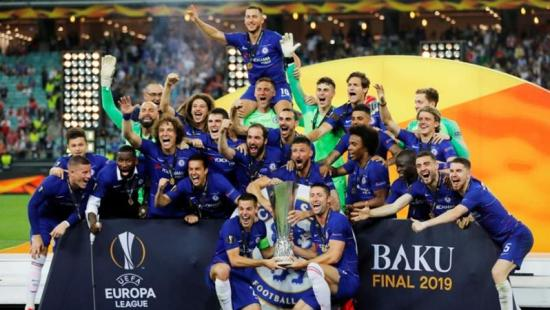 Image result for europa league final 2019