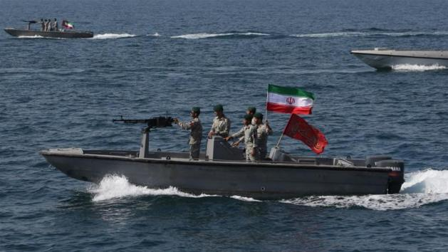 Iranian forces say seized ship was 'smuggling one million litres of fuel' [File: Atta Kenare/AFP]