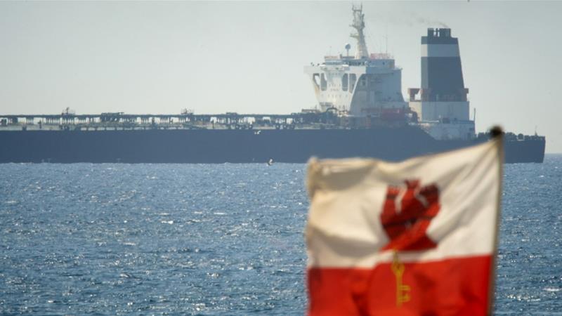 uk seized iranian tanker