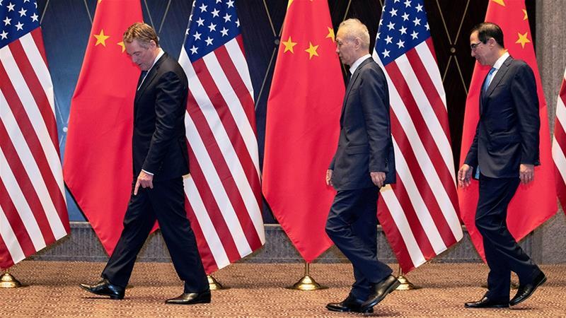 Trump reportedly makes concessions to China before trade talks | USA News | Al Jazeera