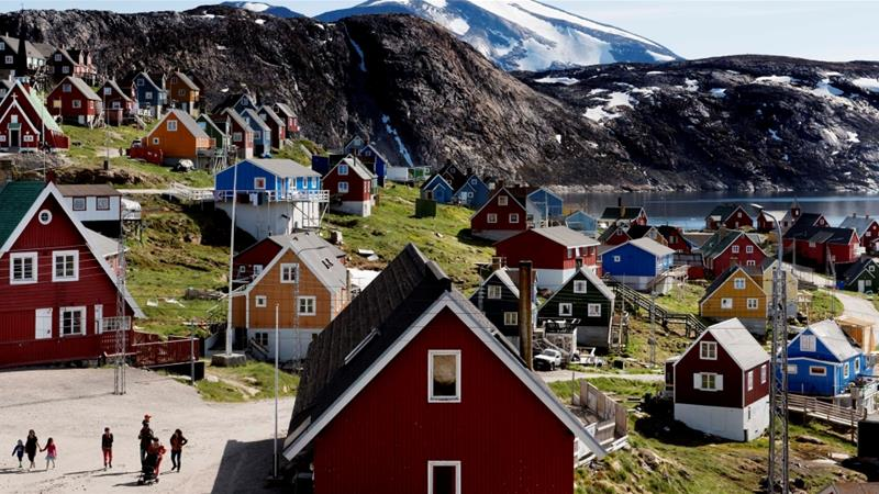 General view of Upernavik in western Greenland, Denmark, July 11, 2015 [File: Ritzau Scanpix/Linda Kastrup via Reuters]