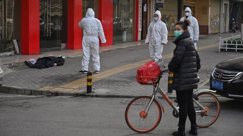 Diary of a Wuhan native: A week under coronavirus quarantine ...