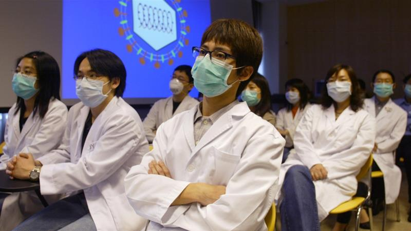 China says Wuhan disease outbreak may be new coronavirus: Report ...