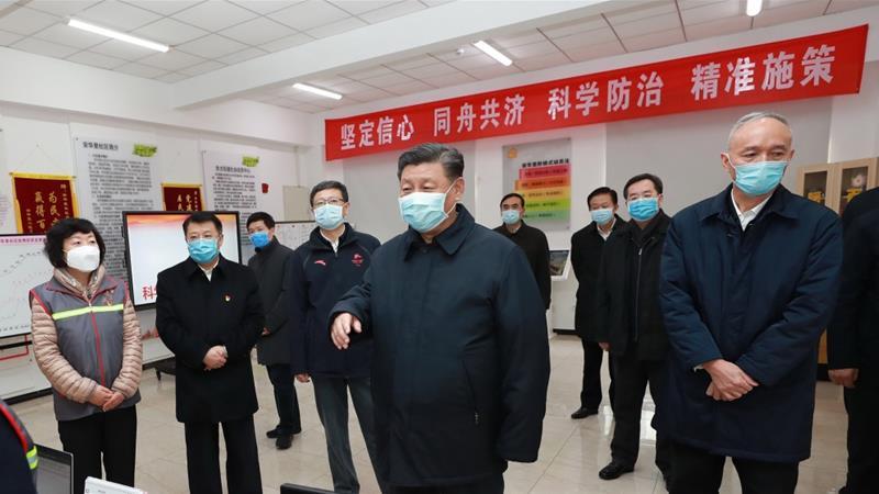 Xi had early knowledge of coronavirus severity, speech shows ...