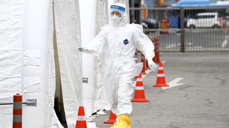 Coronavirus brings out anti-Chinese sentiment in South Korea ...