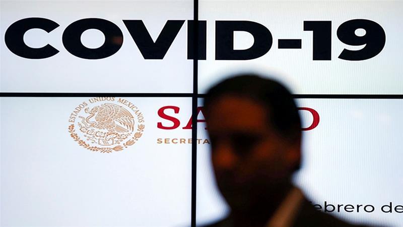 Mexico confirms first cases of coronavirus | News | Al Jazeera