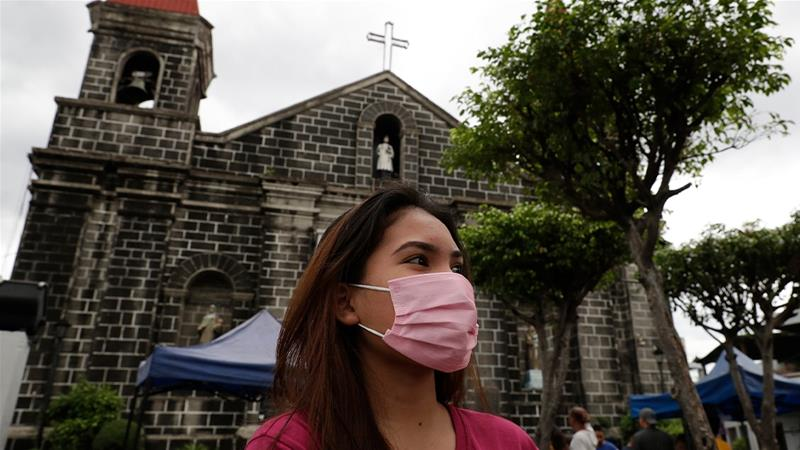 Prayers, fury after Philippines reports first coronavirus death ...