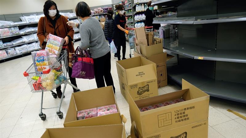 Coronavirus outbreak: Hong Kong unveils virus quarantine plans ...