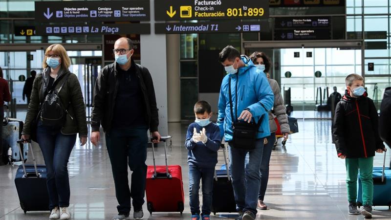 Spain declares state of emergency over coronavirus | Coronavirus ...