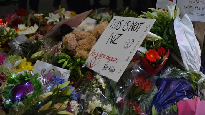 The gunman who shot dead 51 people praying at two mosques in Christchurch in March last year has changed his plea to guilty [File: Recep Sakar/Anadolu]