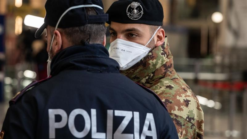 How Italy, South Korea differ in tackling coronavirus outbreak ...