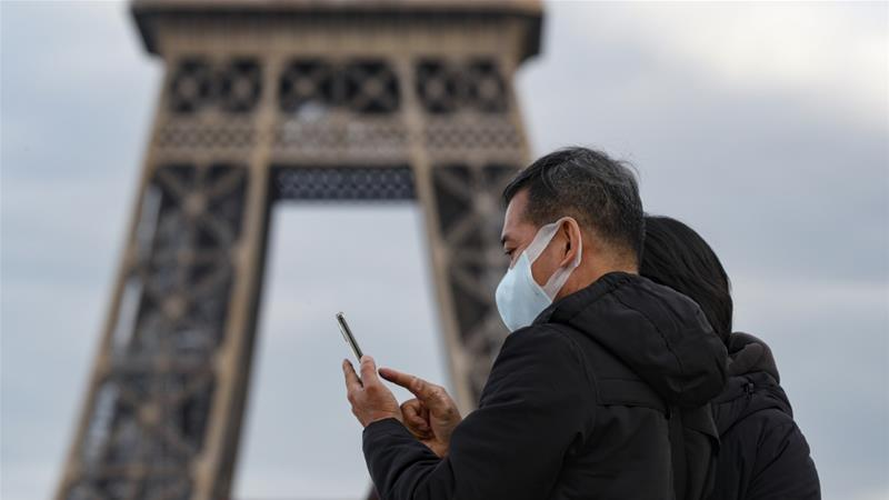Coronavirus: France shuts most public places - Latest updates ...