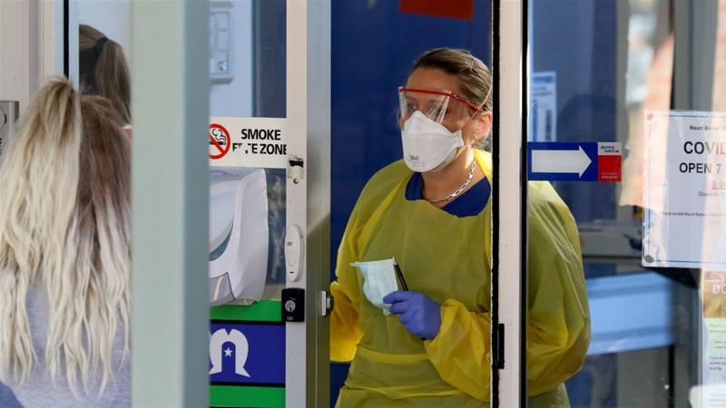 Australian researchers say immune response to coronavirus mapped ...