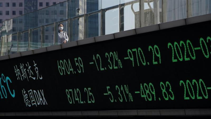 Europe stimulus fails to calm investors as stocks resume fall ...