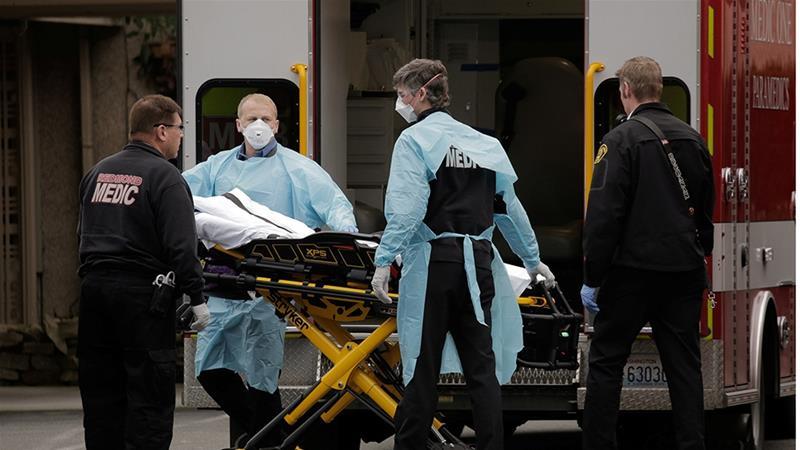 US coronavirus death unsettles Seattle, raises response questions ...